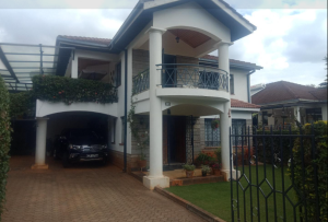 4 bedroom Townhouse for sale Shanzu Road Spring Valley Nairobi