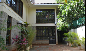 4 bedroom Townhouse for rent Raphta Road Westlands Nairobi