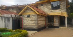 4 bedroom Townhouse for rent - Lavington Nairobi