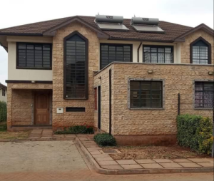 4 bedroom Townhouses Houses for rent - Kiambu Road Nairobi