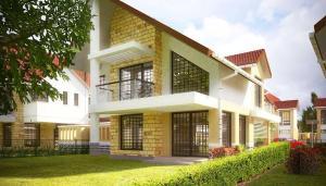 4 bedroom Townhouses Houses for rent - Kitengela Kajiado