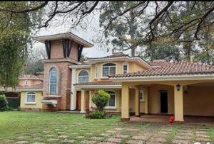 4 bedroom Townhouses Houses for rent - Kitisuru Nairobi