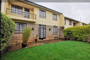 4 bedroom Townhouse for rent Loresho Ridge Loresho Nairobi