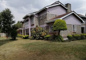 4 bedroom Townhouses Houses for rent Thome estate Thome Roysambu Nairobi