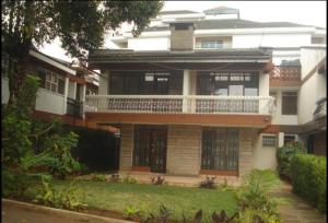 4 bedroom Houses for sale Argwings Kodhek Road Kilimani Nairobi