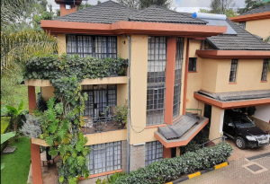 4 bedroom Townhouse for rent Kilimani Nairobi