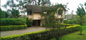 4 bedroom Townhouses Houses for rent ... Rosslyn Nairobi