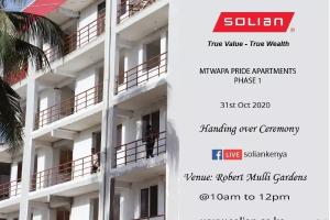 1 bedroom mini flat  Flat&Apartment for sale Mombasa, Mtwapa Mtwapa Mombasa