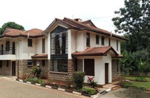 5 bedroom Houses for rent Runda Drive, Runda Westlands Nairobi
