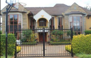 5 bedroom Townhouses Houses for rent Mimosa Road,  Runda Westlands Nairobi