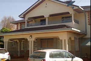 5 bedroom Houses for rent Silanga Road Karen Langata Nairobi