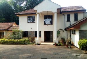 5 bedroom Houses for rent Mugumo Crescent, Kyuna Westlands Nairobi