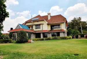 5 bedroom Houses for rent Eulid Mathu Drive,  Runda Westlands Nairobi