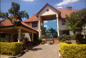 5 bedroom Houses for rent Riverside Nairobi
