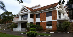5 bedroom Apartment for rent top of the hill in Naguru Kampala Central