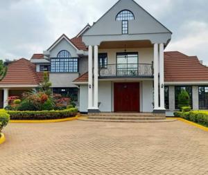 5 bedroom Houses for rent Evergreen, Runda Westlands Nairobi