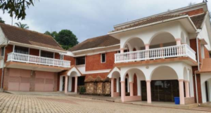 5 bedroom Apartment for rent on the hill in Mbuya Mbuya Kampala Central