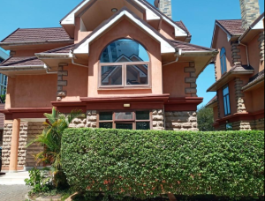 5 bedroom Townhouses Houses for rent ... Valley Arcade Nairobi