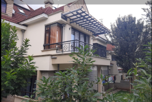 5 bedroom Townhouse for rent Lavington Nairobi