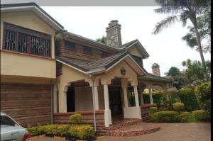 5 bedroom Townhouse for rent Lower Kabete Nairobi