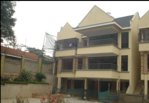 5 bedroom Houses for sale Convent Drive Lavingtone Nairobi