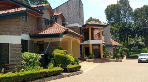 5 bedroom Townhouses Houses for rent Camellia Close, Gigiri Westlands Nairobi