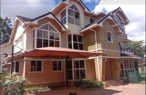 5 bedroom Townhouses Houses for sale - Lavingtone Nairobi