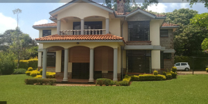 5 bedroom Townhouse for rent Nyari Redhill Road Nyari Nairobi