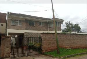 5 bedroom Townhouse for rent Kilimani Nairobi
