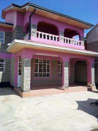 5 bedroom Townhouses Houses for rent epz street Kitengela Kajiado