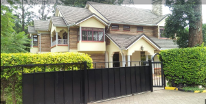 Houses for rent ... Kitisuru Nairobi