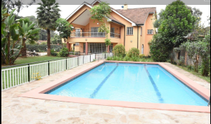 5 bedroom Townhouse for rent ... Muthaiga Nairobi