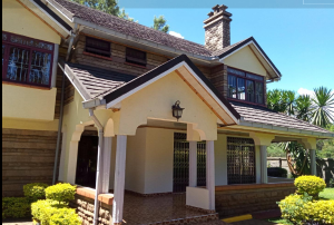 5 bedroom Houses for rent ... Lower Kabete Nairobi