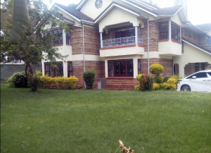 5 bedroom Townhouse for rent ... Lower Kabete Nairobi