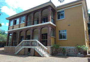 6 bedroom Apartment for rent on the hill in Mbuya Mbuya Kampala Central