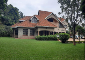 8 bedroom Houses for sale - Nyari Nairobi