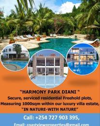 Land for sale Diani Beach Road, Diani, Mombasa Diani Mombasa