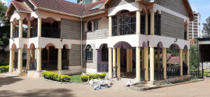 5 bedroom Office Building Commercial Properties for rent Off Olengurueni Road Lavingtone Nairobi
