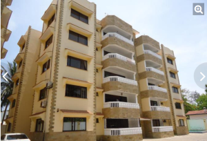 3 bedroom Flat&Apartment for rent Moyne Drive Mkomani Mombasa