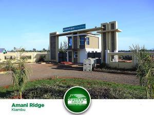 Residential Land for sale Kamiti rd Membley Ruiru