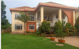 5 bedroom Apartment for rent Najeera Kampala Central