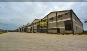 Industrial Property for rent ... Mua Hills Athi River