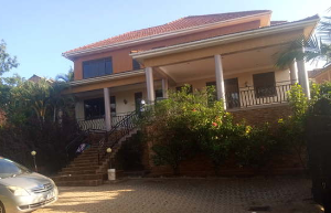 5 bedroom Apartment for rent Ntinda Kampala Central