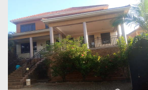 5 bedroom Villa for rent kampala hills Kampala Central Kampala Central