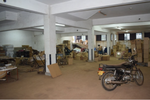 Commercial Property for rent Kampala Central