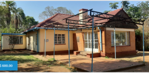 3 bedroom Houses for rent - Eastlea Harare East Harare
