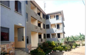 3 bedroom Apartment for rent capital city Kampala Central