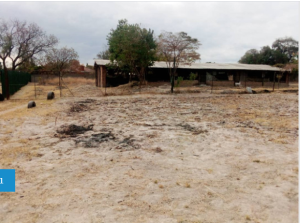 Land for sale grobbie park Waterfalls Harare South Harare