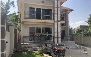 Villa for sale capital city Munyonyo Kampala Central