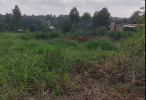 Land for sale -  Githiga (Githunguri) Kiambu